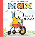 Max on His Bike