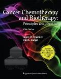 Cancer Chemotherapy and Biotherapy : Principles and Practice