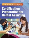Certification Preparation for Dental Assisting