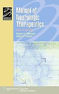 Samuels's Manual of Neurologic Therapeutics (Lippincott Manual Series (Formerly known as the...