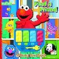 Sesame Street: Find a Friend : A Busy Box Book