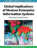 Global Implications of Modern Enterprise Information Systems: Technologies and Applications
