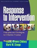 Response to Intervention, Second Edition: Principles and Strategies for Effective Practice (...