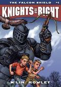The Falcon Shield (Knights of Right)