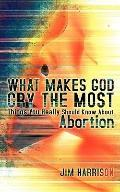 What Makes God Cry The Most