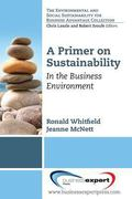 Primer on Sustainability