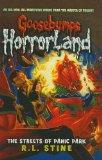 The Streets of Panic Park (Goosebumps: Horrorland (Pb))