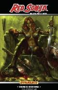 Red Sonja Volume 9: Queen Sonja HC : Queen Sonja HC