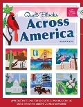 Quilt Blocks Across America : Applique Patterns for 50 States and Washington, D. C. , Mix an...