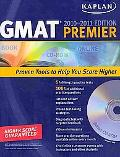 Kaplan GMAT 2010-2011 Premier with CD-ROM