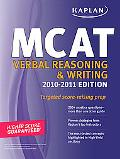 Kaplan MCAT Verbal Reasoning and Writing Subject Review (Kaplan MCAT Verbal Reasoning & Writ...
