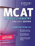 Kaplan MCAT Organic Chemistry Subject Review