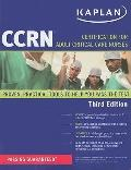 Kaplan CCRN : Certification for Adult Critical Care Nurses