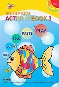 Sharp Kids Activity Book 1 (Sharp Kids Activity Book, 1)