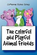 The Colorful And Playful Animal Friends