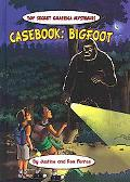 Top Secret Graphica Mysteries: Casebook: Bigfoot