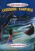 Casebook: Vampires (Top-Secret Graphica: the Terminal Diner Mysteries)