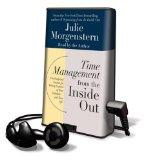 Time Management From the Inside Out Playaway Audio Book with Earbuds