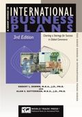 International Business Plans: Charting a Strategy for Success in Global Commerce