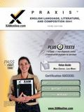 PRAXIS English Language, Literature, and Composition 0041 Teacher Certification Test Prep St...
