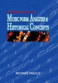 Introduction to Music Form Analysis and Historical Concepts