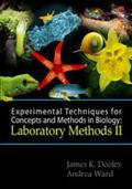 Experimental Techniques for Concepts and Methods in Biology : Laboratory Methods II