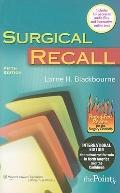 Surgical Recall,  International Student Edition (Recall Series)