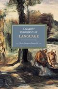 A Marxist Philosophy of Language (Historical Materialism Book Series)