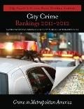 City Crime Rankings 2011-2012