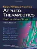 Koda-Kimble and Young's Applied Therapeutics: The Clinical Use of Drugs