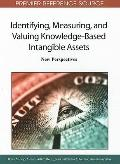 Identifying, Measuring, and Valuing Knowledge-Based Intangible Assets: New Perspectives