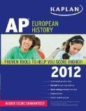 Kaplan AP European History 2012