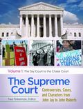 Chronology of the Supreme Court : Characters and Cases from John Jay to John Roberts