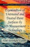 Examination of Untreated and Treated Paint Surfaces by 3D-Measurement Technology (Materials ...
