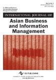 International Journal of Asian Business and Information Management (Vol. 2, No. 4)