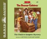 The Finders Keepers Mystery (The Boxcar Children Mysteries)