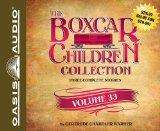 The Boxcar Children Collection Volume 33: The Radio Mystery, The Mystery of the Runaway Ghos...