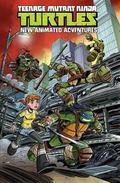 Teenage Mutant Ninja Turtles: New Animated Adventures Volume 1 : New Animated Adventures Vol...
