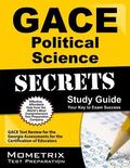 GACE Political Science Secrets Study Guide : GACE Test Review for the Georgia Assessments fo...