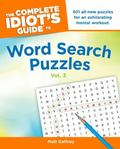 The Complete Idiot's Guide to Word Search Puzzles, Vol. 3