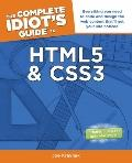 Complete Idiot's Guide to HTML5 and CSS3