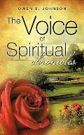 The Voice of Spiritual Chronicles