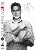 George Clooney 2015 Calendar