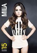 Mila Kunis 2015 Calendar