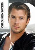 Chris Hemsworth 2015 Calendar