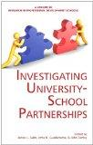 Investigating University-School Partnerships (HC)