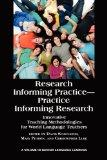 Research Informing Practice-Practice Informing Research: Innovative Teaching Methodologies f...