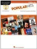 Popular Hits: Instrumental Play-Along for Violin