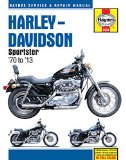 Harley-Davidson Sportster '70 to '13 (Haynes Service & Repair Manual)