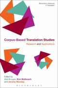Corpus-Based Translation Studies : Research and Applications